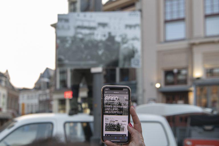 ANNO presenteert audiotour 'vrijheid 75+1'