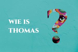 vraagteken wie is thomas